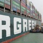 Stoppet i Suezkanalen visar på de ohållbara djurtransporterna