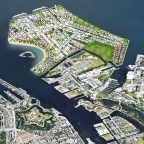 Ny ö utanför Köpenhamn en risk för Öresund.